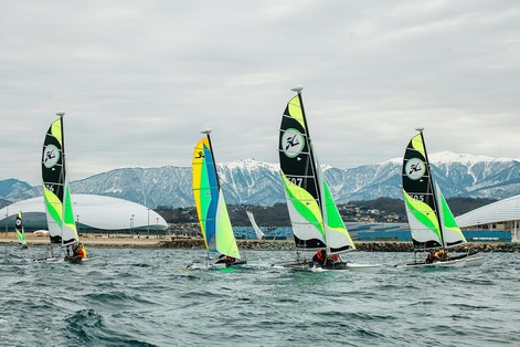 Hobie Weekend Race
