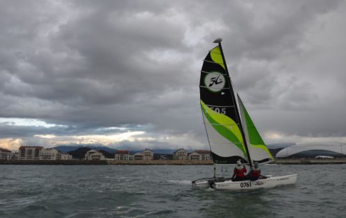 Hobie Winter Sailing
